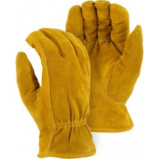 1513 Winter Lined Split Cowhide Drivers Glove