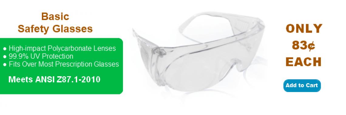 Basic Safety Glasses