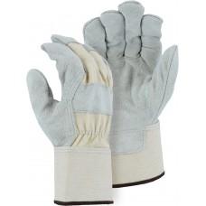 Split Cowhide Leather Palm Work Glove