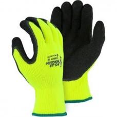 Polar Penguin® Winter Lined Glove w Foam Latex Palm