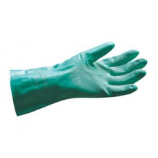 UNSUPPORTED NITRILE GLOVE (Lined)