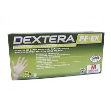 DEXTERA POWDER FREE EXAM GLOVES