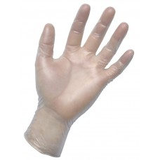 VINYL-GUARD LIGHTLY POWDERED VINYL GLOVE