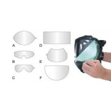 Peel-Off Lens Covers (Fullface Mask Box of 25)