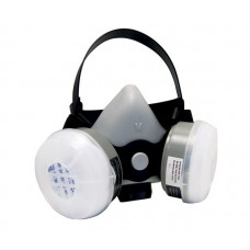 Multi-Use Dual Cartridge Respirator (Organic Vapor/N95 Particulate)Retail Pkg