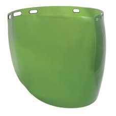 Replacement Green Deluxe Faceshield