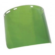 Replacement green face shield
