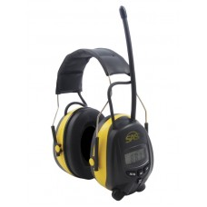 AM/FM Earmuff Hearing Protection