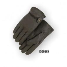 A Grade Camelhide, Keystone Thumb, Ball & Tape Wrist, Black