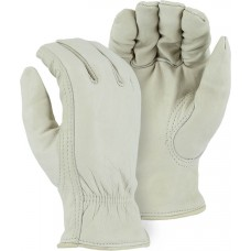 1511 Winter-lined Cowhide Driver Gloves