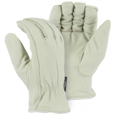 1511PT Grain Pigskin Driver Gloves , Thinsulate Lined for cold weather