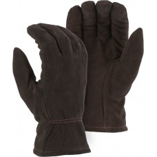 1548 Winter Lined Deerskin Drivers Glove