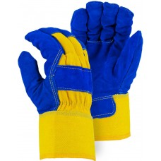 1600 Winter Lined Leather Palm Work Glove