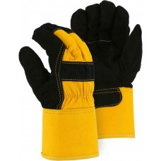 1602 Winter Lined Cowhide Leather Palm Glove