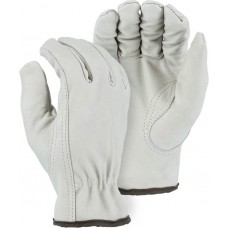 1660 Winter Lined Goatskin Drivers Glove
