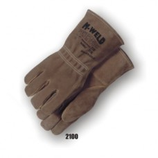 Welders, Brown, Kevlar, Fr Liner