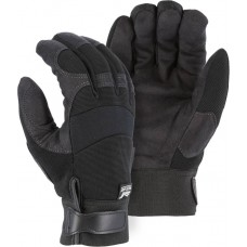 2137BKH Winter Lined Synthetic Leather Mechanics Glove