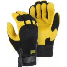 2150H Winter Lined Golden Eagle Mechanics Glove with Deerskin Palm
