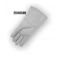 Welding Glove, Grey Color, Left Hand Only