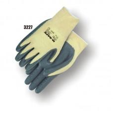 Foamed Nitrile Palm Coated, Seamless 13 Gauge Kevlar Liner