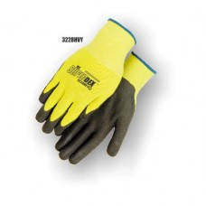 SuperDex, palm coated Yellow/Black