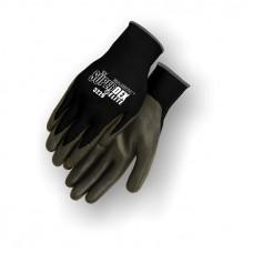 SuperDex Elite, palm coated,medium weight, Black/Black