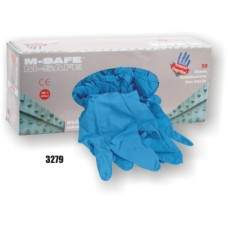 Nitrile, Disposable, 8 Mil, 11.5 Inch, Textured Fingertips