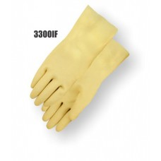 Canners glove, 100% Latex, rolled cuff, 18 Mil., FDA approved