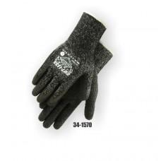 Dyneema, Latex Palm, Black, Lined 5