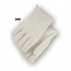 Cotton, 28 Ounce Quilted Palm, 10 Ounce Back, Knuckle Strap, Band Top