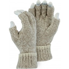 2427 Heavyweight Fingerless Woll Glove
