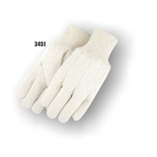 Polyester/Cotton Canvas, 10 Ounce, Knit Wrist