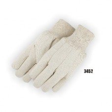 Polyester/Cotton Canvas, 12 Ounce, Knit Wrist