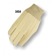 Polyester/Cotton Canvas, 20 Ounce, Knit Wrist
