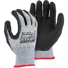Cut-less Diamond® Cut Resistant Gloves Made With Dyneema®and Latex Palm