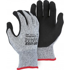 Cut-less Diamond® Cut Resistant Gloves Made With Dyneema®and Sandy Nitrile Palm