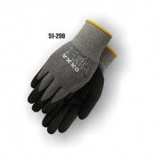 OXXA X-Pro-Flex gray/black nitrile coated