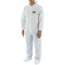 74-203 AreoTEX SMS Coverall with Hood, Boots and Elastic Wrist & Ankle