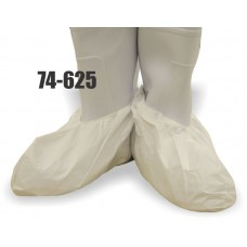 Micro-porous shoe cover, 1 size fits all