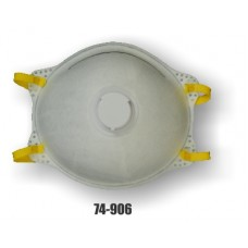 Cone Respirator with Valve N95 Approved