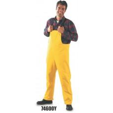 4600, Flexothane Bib Trouser, Yellow