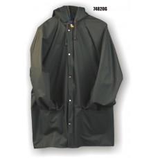 4820, Flexothane Jacket W/ Hood, Green