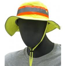 High Visibility Brim Hat (Size Regular)