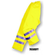 Flexothane Waist Pant, Fluorescent Yellow, 3m Reflective Striping