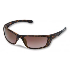 Punisher Brown Gradient with Light Gold Mirror and Tortoise Shell Frame