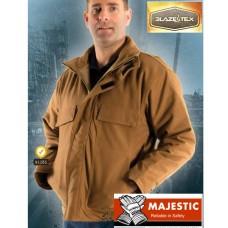 BlazeTex 12.5oz FR Cotton Duck Insulated Field Coat