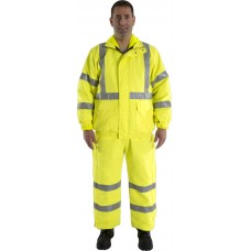 BlazeTex FR High Visibility 4-in-1 Bomber Jacket
