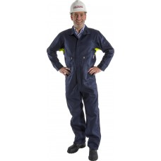 BlazeTex FR Zipper Chest Vented Coverall