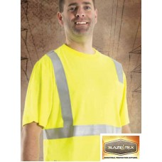 BlazeTex FR Knit Hi-Viz Class II Short Sleeve T-Shirt