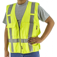 95997Y BlazeTEX FR High Visibility Class 2 Safety Vest
